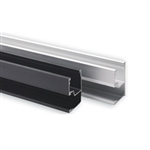 SnapNrack 015-09824 - 162 Inch Standard Rail / 6 Rails / Clear Finish