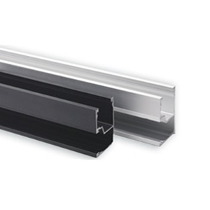 SnapNrack 015-09853 - 162 Inch Standard Rail / 112 Rails / Black Finish