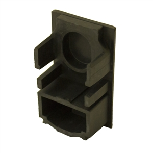 SnapNrack 232-01023 - Rail End Cap / Black