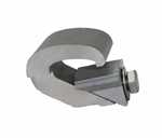 SnapNrack Bonding Universal End Clamp Assembly - SnapNrack 242-02063
