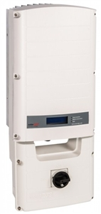 SolarEdge SE6000A-US-U > 6000 Watt 240 Volt AC Single Phase Grid-Tie Inverter