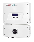 SolarEdge HD-Wave SE7600H-US-RGM > 7600 Watt 240 Volt AC Single Phase Grid-Tie Non-Isolated String Inverter with Revenue Grade Meter