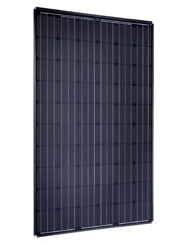 solarworld sw 255 mono 2 5 frame 255 watt 31 volt solar. Black Bedroom Furniture Sets. Home Design Ideas