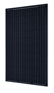 SolarWorld SW 285 >  285 Watt Mono Black Solar Panel 4.0 - 33mm Frame - Black on Black (BoB)