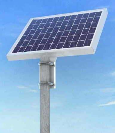 Solarland Usa Side Of Pole Wall Bracket Mount For Slp