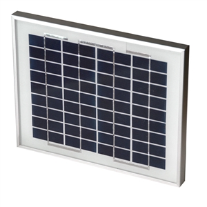 Solartech SPC005P > 5 Watt Eco-Line Off-Grid Solar Panel