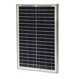 Solartech SPC020P > 20 Watt Eco-Line Off-Grid Solar Panel