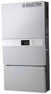Solectria PVI-14TL-208 > 14,000 Watt 208 VAC Dual MPPT 3-Phase Commercial Grid-Tie Inverter