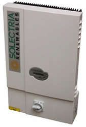 Solectria 3000 Watt 208/240 Volt Inverter - PVI 3000