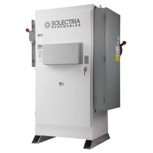 Solectria Pvi 60 240 60 000 Watt 240 Volt Inverter