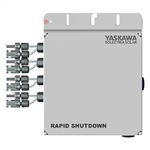 Yaskawa Solectria Solar Rapid Shutdown Combiner > Rapid Shutdown Combiner Option for PVI 3800-7600TL Inverters
