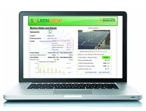 Solectria SolrenView 5 Year Monitoring Service for 10-30kW Inverter