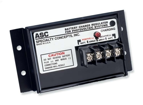 Specialty Concepts ASC-12/8 - 8 Amp 12 Volt PWM Charge ...