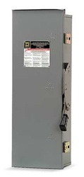 Square D 200 Amp Transfer Switch - DTU224NRB