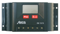 Steca 15 Amp 12/24 Volt PWM Charge Controller - PR1515