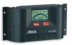Steca 30 Amp 12 / 24 Volt PWM Charge Controller - PR3030