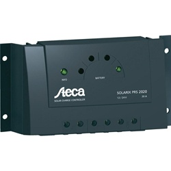 Steca Solarix PRS-2020 - 20 Amp 12 Volt PWM Charge Controller