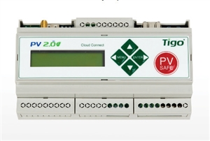 Tigo Cloud Connect - Cloud Connect with Gateway, Outdoor Rated Enclosure, Din Rail Power Supply - TIGO-16000