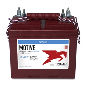 Trojan Battery SCS150 12V 110Ah Commercial Deep Cycle