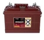 Trojan Battery SCS225 12V 130Ah Commercial Deep Cycle