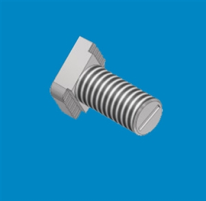 "UniRac - SolarMount Integrated Bonding T-Bolt & Nut 2.50"" - Stainless Steel - UniRac 330052S"