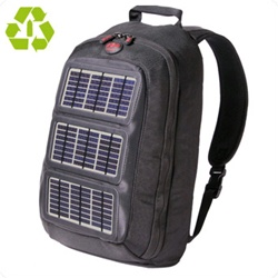 Voltaic Converter, 4 watt Solar Panel, Battery pack included