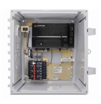 Enphase XAM1-120-M > Enphase AC Combiner Box with Envoy-S Metered Communications Gateway