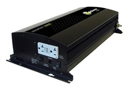 Xantrex XPower 3000 - 3000 Watt 12 Volt Power Inverter (813-3000-UL)