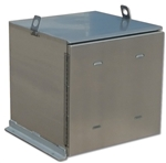 8G8D-2X2-MA,Solar Battery Box (Accommodates 4 Battery)