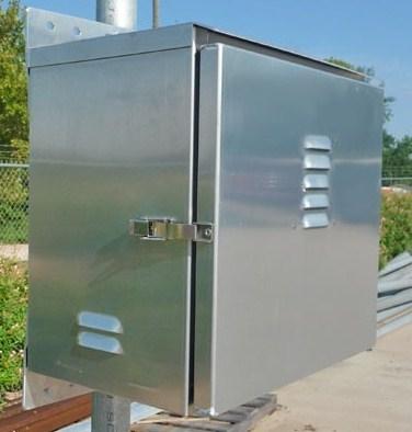 Bba 1 Solar Battery Box Accommodates 1 Battery