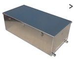 BBA-10, Solar Battery Box (Accommodates 10 Batteries)