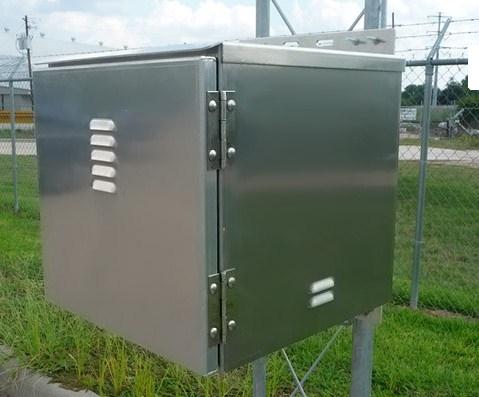 Bba 2 Solar Battery Box Accommodates 2 Batteries