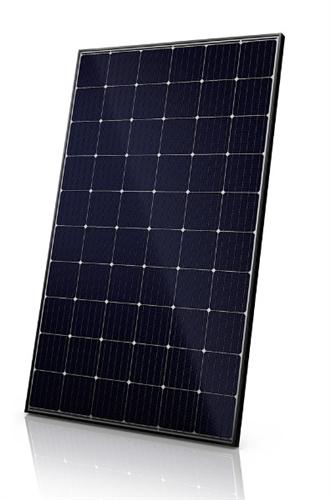 Canadian Solar 300 Watt Mono Perc Solar Panel 40mm Black