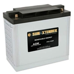Concorde 12 Volt 153 Amp Hour AGM Battery - PVX-1530T