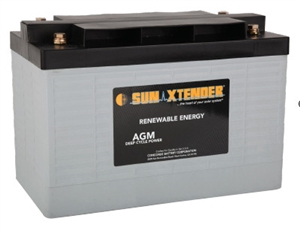 Concorde PVX-5340T > 2 Volt 534 Amp Hour AGM Battery