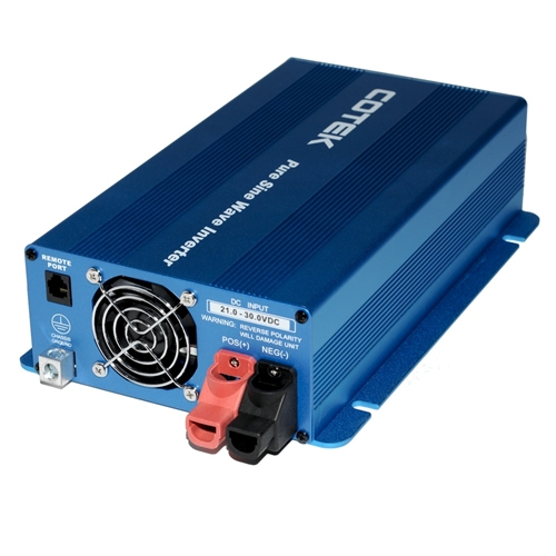 cotek sk700 212 700 watt 12 volt inverter pure sine wave rh ecodirect com BMS Inverter Inverters Inverter Store