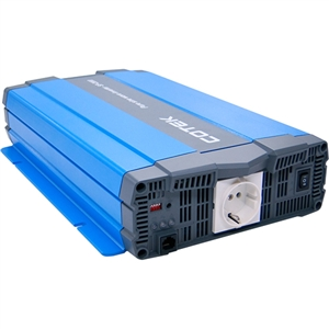 Cotek SP2000-212 > 2000 Watt 12 Volt Inverter / Pure Sine Wave with Schuko socket type