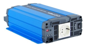Cotek SP700-224 > 700 Watt 24 Volt Inverter / Pure Sine Wave with Schuko socket type