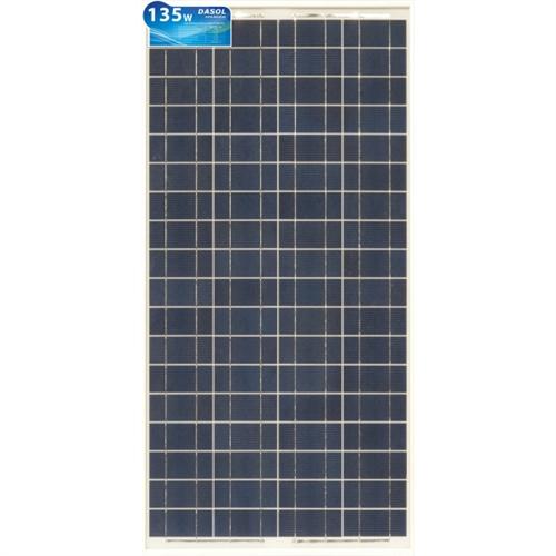Dasol 135 Watt Solar Panel Ds A18 135