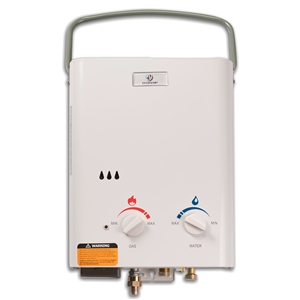 EccoTemp L5 > 1.5 GPM Portable Outdoor Tankless Water Heater - Liquid Propane