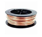 EcoCable #8 AWG Solid Soft Drawn Bare Copper Grounding Wire > 500 Foot Roll