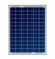 EcoDirect 50 Watt 36 Volt Solar Panel - VLS-50W