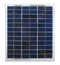 EcoDirect 5 Watt 17 Volt Solar Panel - VLS-5W