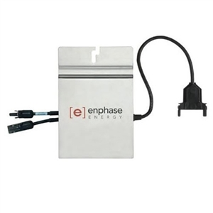 Enphase M215-60-2LL-S22 - 215 Watt 208 / 240 VAC Micro Inverter - MC4 Connectors-IG