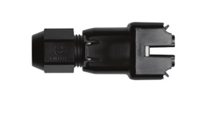 Enphase Q-CONN-10M > Q Field-Wireable Connector - Male - IQ System - 3 Pack