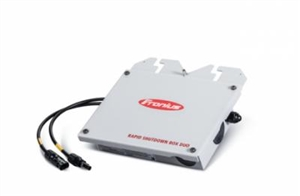 Fronius 4,240,153 > Fronius Rapid Shutdown Box-Duo for Galvo / Primo Interters, Single / Dual DC String, 25A Max Input