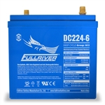 Fullriver DC224-6A > 6 Volt 224 Amp Hour AGM Battery