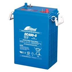 Fullriver DC400-6 - 6 Volt 415 Amp Hour AGM Battery