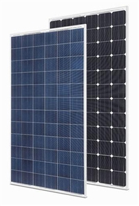 Hyundai 325 Watt Mono Solar Panel His S325ti Clear