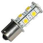Halco JC10/1WW/BA15S/LED - 1.5 Watt 3000K LED Light